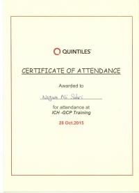 GCP Certificate  (Prof. Nagwa)